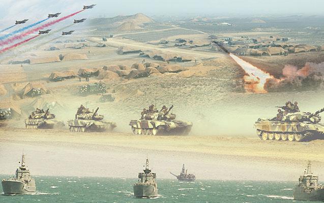Ordumuz genişmiqyaslı təlimlər keçirəcək