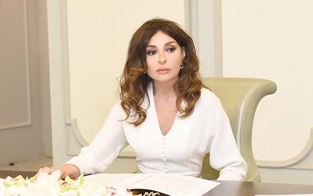 """""""Ordumuz işğalla heç vaxt barışmayacaq"""" - Mehriban Əliyeva Aprel zəfərindən ..."""