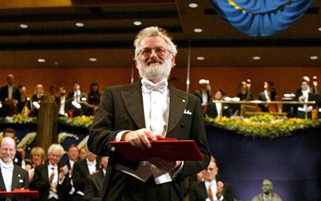 Nobel mükafatçısı Con Salton ölüb