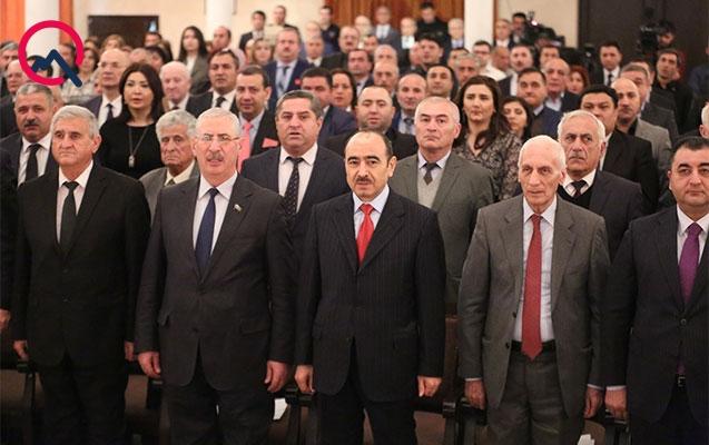 Azərbaycan jurnalistlərinin qurultayı başladı