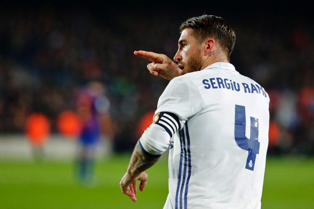 Ramos oyun vaxtı tualetə qaçdı
