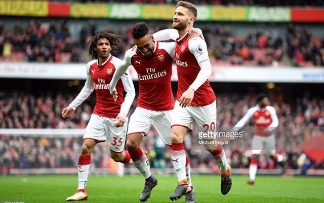 """""""Arsenal"""" 3 xalı 3 qolla qazandı"""