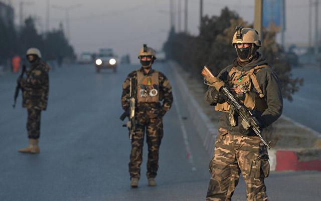 Əfqanıstanda 9 polis öldürülüb