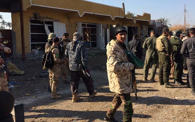 İraqda terrorçular məscidi partladıblar