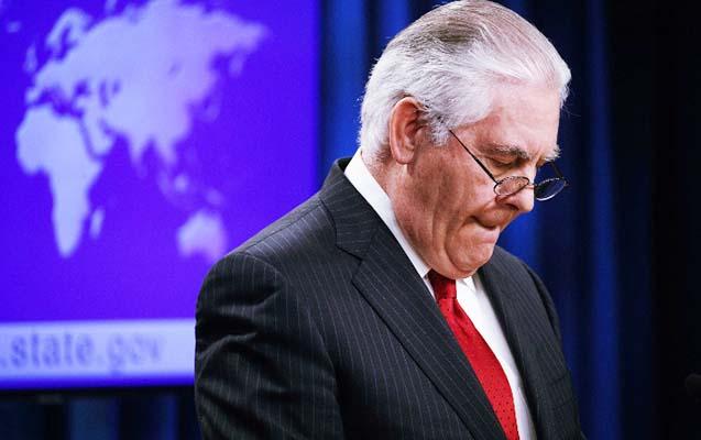 Tramp Tillersonu işdən çıxarmasının əsas səbəbini açıqlayıb