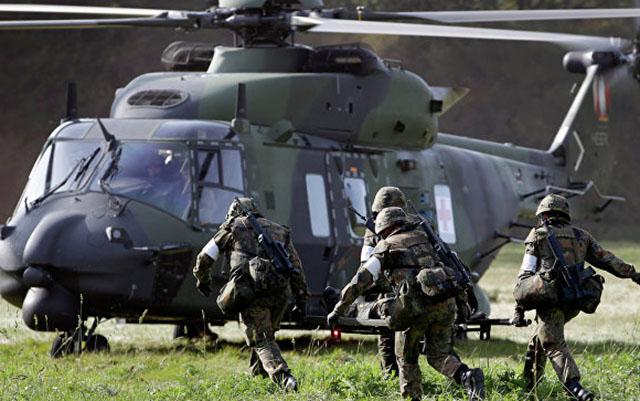 İtaliya Qətərə 4 milyardlıq helikopter satacaq