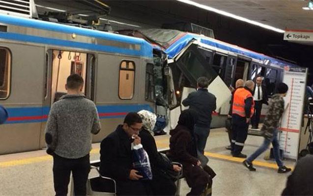 Türkiyədə tramvay qəzası