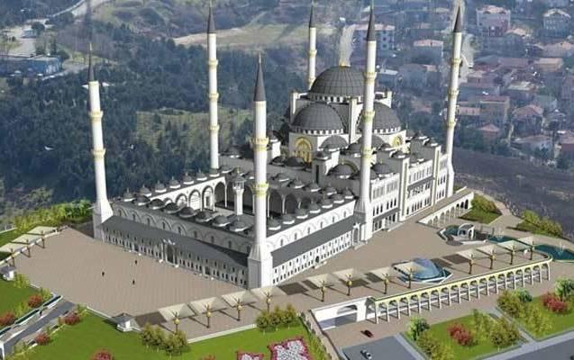 Avropanın ən böyük məscidi Türkiyədə açılacaq