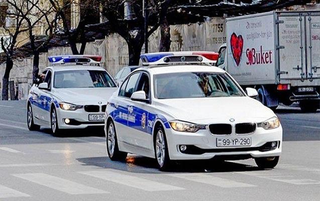 Yol polisləri gücləndirilmiş iş rejimində çalışacaq