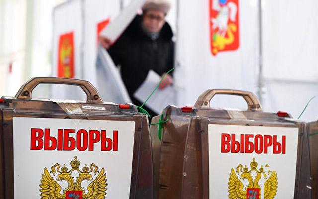 Rusiya seçicilərinin 51,9 faizi artıq səs verib