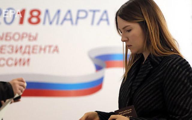 Fransa Krımda Rusiya prezident seçkilərinin keçirilməsini tanımır