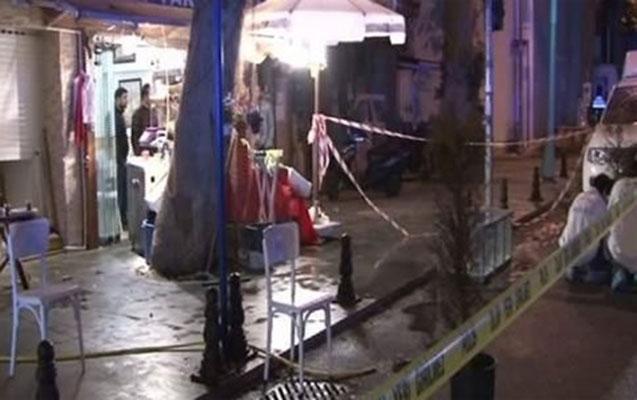 İstanbulda silahlı insident, yaralılar var