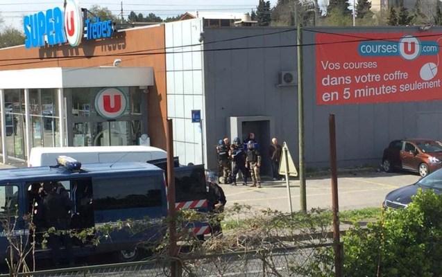 Fransada insanları girov götürən terrorçu öldürüldü