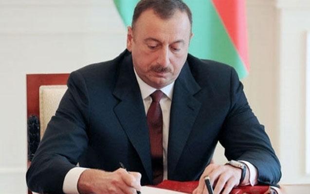 """Prezident onlara """"Tərəqqi"""" medalı verdi"""