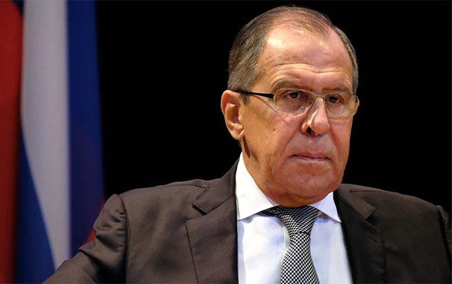 Lavrov Ankaradadır