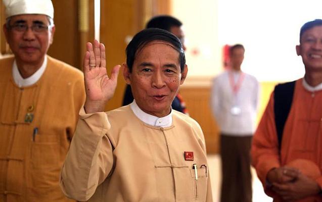 Myanmada yeni prezident seçilib