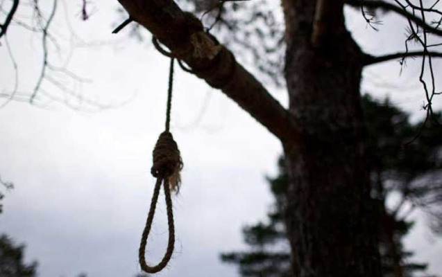 Goranboyda polis intihar etdi