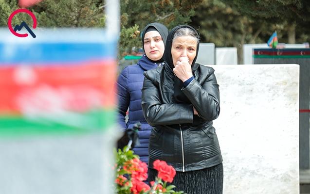 """""""Cəmi 6 ay evli qaldı, balası da olmadı..."""""""