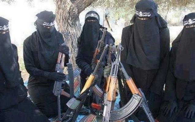 İŞİD-ə qoşulmuş 6 türk qadın edam ediləcək