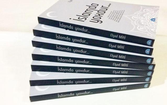 Azərbaycanda qadağan olunan kitab Türkiyədə çap olundu