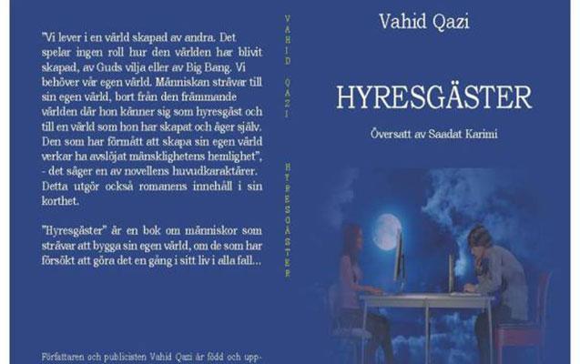 İsveç dilində Azərbaycan romanı
