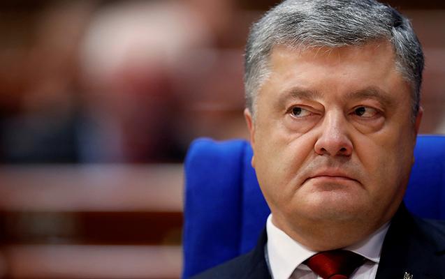 Ukrayna xalqının 5 faizi Poroşenkonu dəstəkləyir
