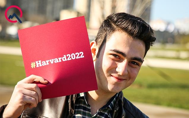 Bu il Harvarda qəbul olan yeganə azərbaycanlı şagird