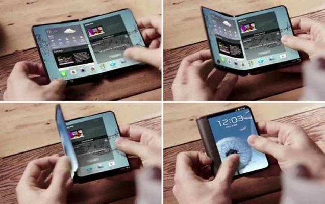 Qatlanan smartfonların təqdimat tarixi məlum oldu