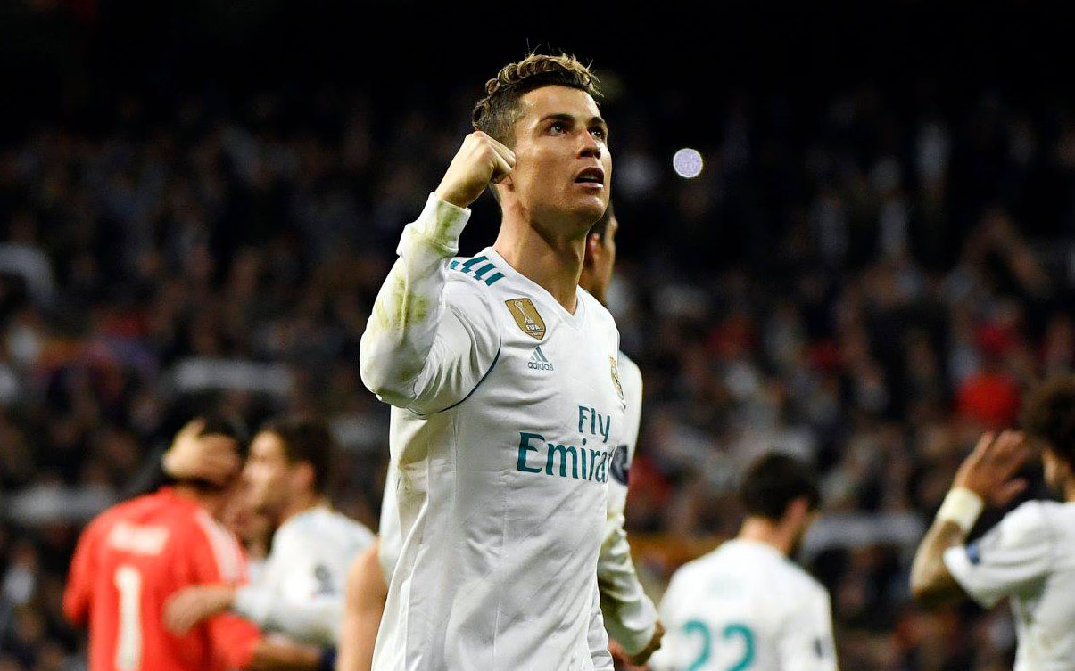 """Ronaldo """"Real""""ı məğlubiyyətdən xilas etdi"""
