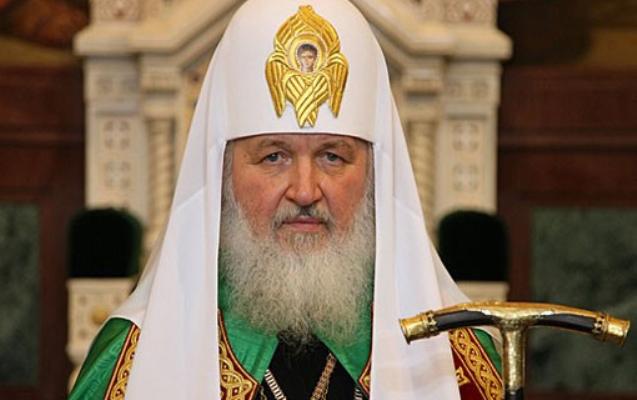Patriarx Kirill İlham Əliyevi təbrik etdi
