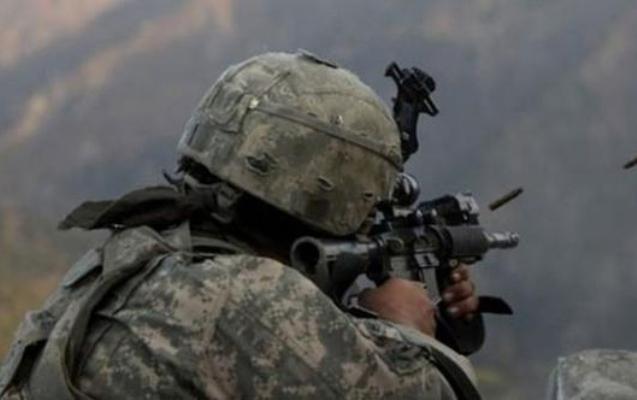 Türkiyədə PKK-çılarla atışma