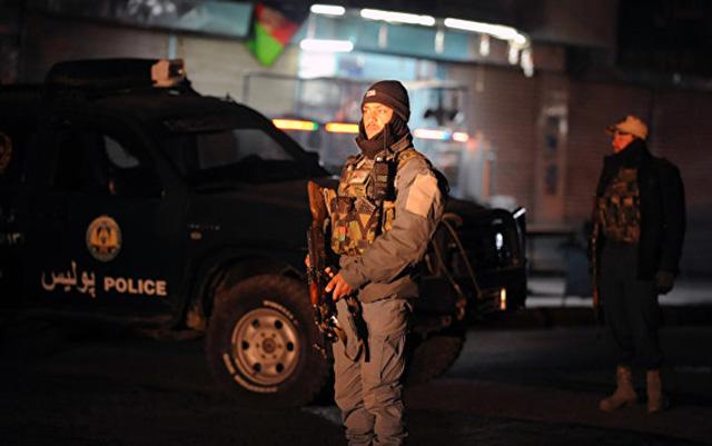 Əfqanıstanda polislərə hücum - 15 ölü, 5 yaralı