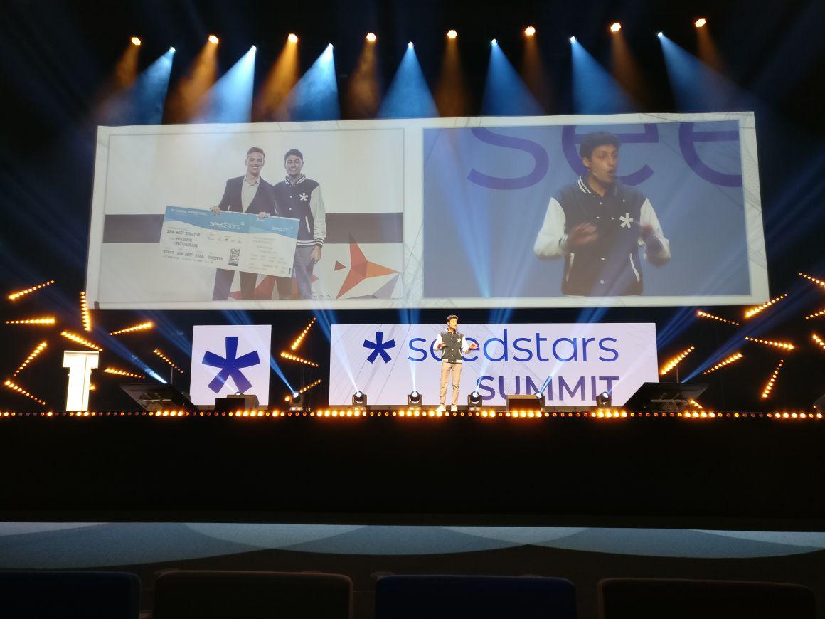 """Azərbaycanlı startap """"Seedstars Summit 2018"""" müsabiqəsinin finalında"""
