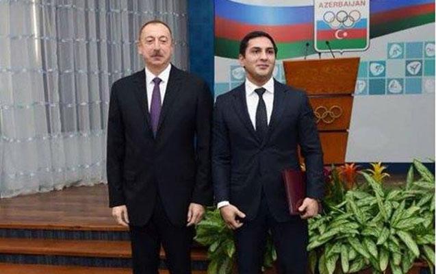Dünya çempionu federasiya prezidenti oldu