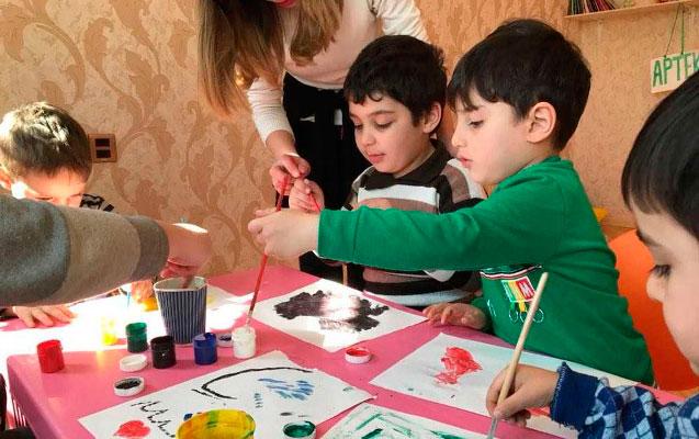 """""""Nar""""dan autizmli uşaqlara dəstək aksiyası"""
