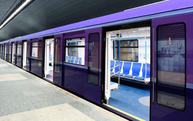 Sabah metroda yeni qatar xəttə buraxılacaq