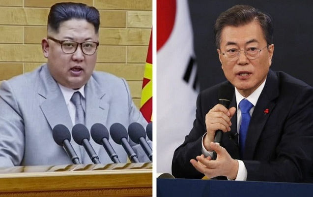 Şimali və Cənubi Koreya liderləri üçün xüsusi xətt yaradıldı