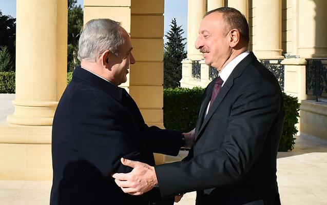 Netanyahu İlham Əliyevi İsrailə dəvət edib