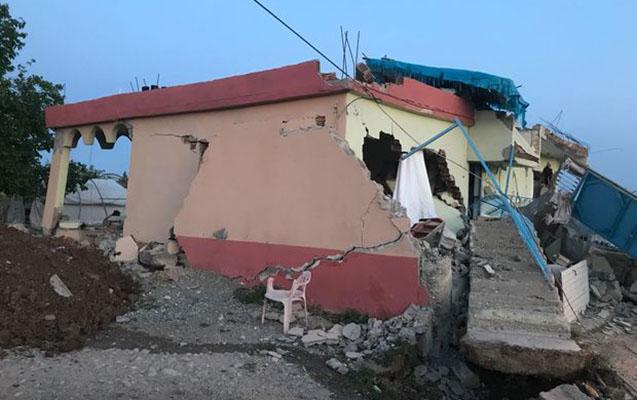 Türkiyədə zəlzələ, 39 yaralı var