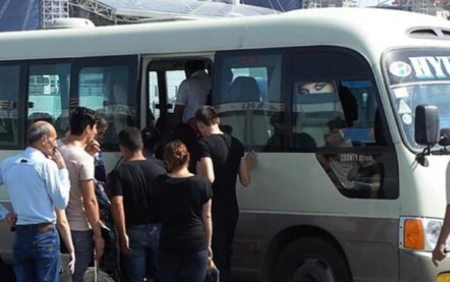 Saray avtobuslarının Sumqayıta girişinə qadağa qoyulub?