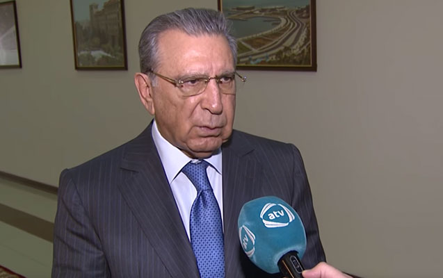 """""""Buna heç vaxt nail ola bilməyəcəklər"""" - Ramiz Mehdiyev"""