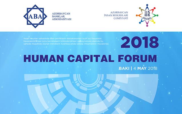 Beynəlxalq Bankın dəstəyi ilə İnsan Resursları forumu keçiriləcək