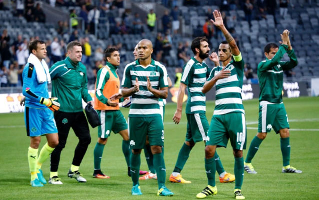 UEFA-dan Yunanıstan klubuna ağır cəza