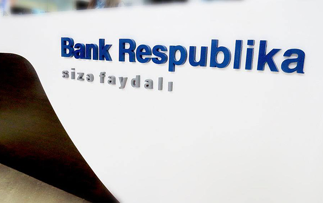 """""""Bank Respublika"""" I rübün nəticələrini açıqladı"""