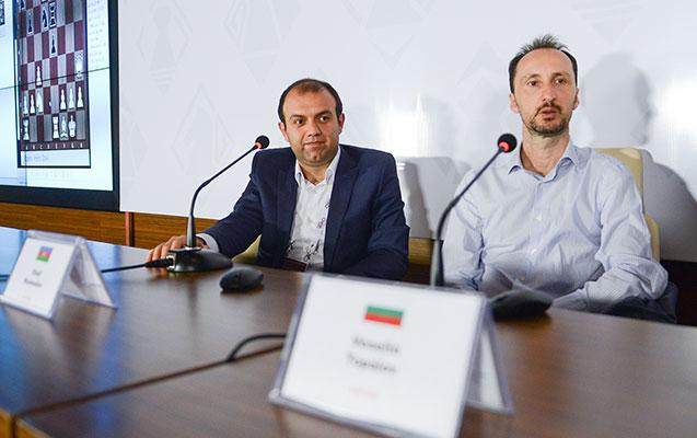 """""""Veselin Topalova görə Çempionlar Liqasına baxmadım"""""""