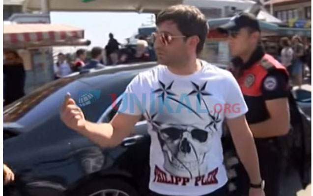 Türkiyədə azərbaycanlı deputatın maşını saxlanılıb?