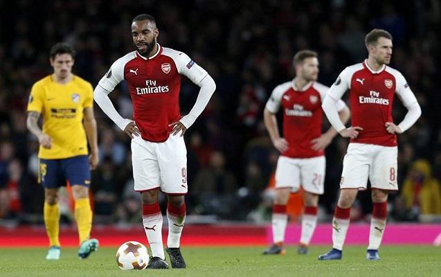 """""""Arsenal"""" üstünlüyünü qoruya bilmədi"""