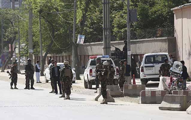 Əfqanıstanda terror hücumu, 16 ölü, 40 yaralı