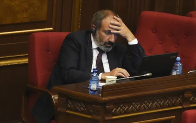 Ermənistan parlamenti Paşinyanı baş nazir seçmədi - Yenilənib