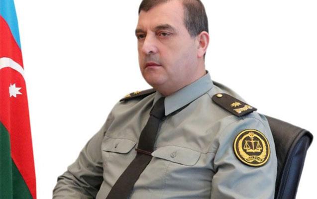 General Əlixanov işdən çıxarıldı - Yenilənib + Səs yazısı